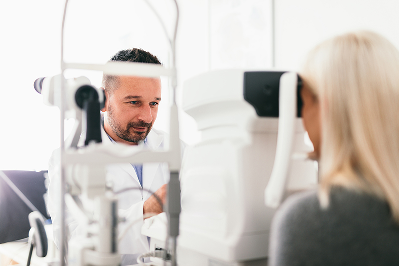 Optometry Practice for Sale