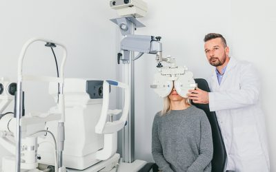 Private Equity (PE) Continues Its Push Into Eye Care